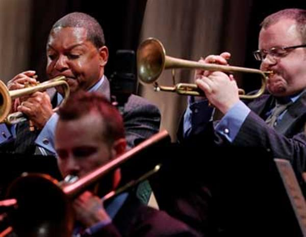 Jazz at Lincoln Center Orchestra w/ Wynton Marsalis
