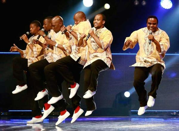 Ladysmith Black Mambazo 4