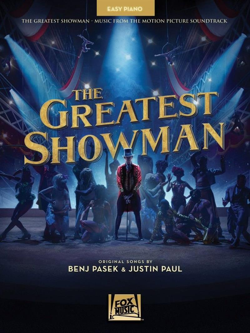 The Greatest Showman - musical