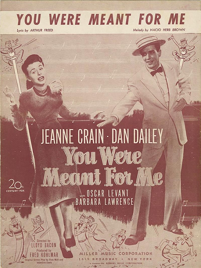 You Were Meant For Me - 1948 film
